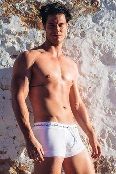 Hunks gay hot male underwear img