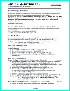 Database Developer Resume breakupus licious best resume examples for your job search livecareer with enchanting education part of resume Database Developer Resume Here Can Be Used By Professionals To Prove Their Skills And Track Record
