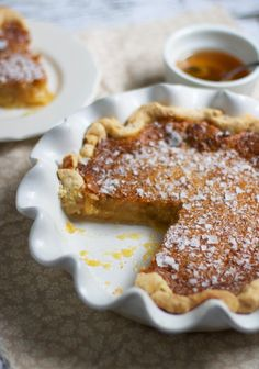 Salty Honey Pie via The Baker Chick - I've never heard of this but am so intrigued, and pretty sure I'm going to have to try it ASAP.