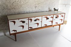 White Bird Sideboard : Lucy Turner