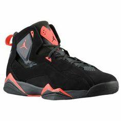 finest selection cdfca 12e3c Nike Jordan True Flight Men Sneakers Black Anthracite Infrared 23 (SIZE   brand new in original box never worn