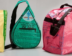 I pinned this from the Torrain - Stylish Upcycled Totes, Duffels & More event at Joss and Main!