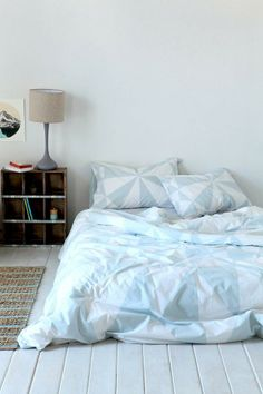 Assembly Home Radial Geo Duvet Cover #urbanoutfitters