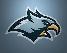 Eagle #logo | American Sport Theme Logo