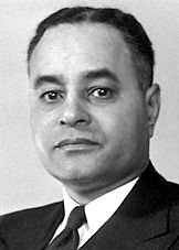 Ralph Bunche  First African American to win the Nobel Peace Prize in 1950