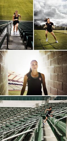 EMBRY RUCKER // b l o g: Alex Morgan for Nike