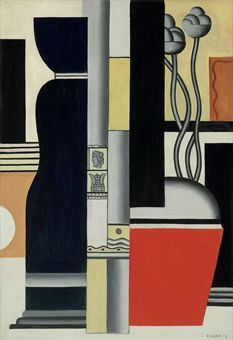 Fernand Léger (1881-1955) Nature morte Price realised USD 7,922,500 Estimate USD 3,500,000 - USD 6,500,000