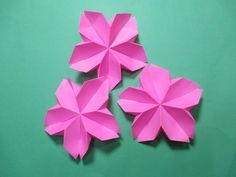 Március 2015 - létrehozása origami hajtogatás ... videók