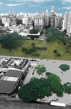 Galeria - Plano Urbanístico Parque Dom Pedro II / Una Arquitetos, H+F arquitetos, Metrópole Arquitetos e Lume - 17