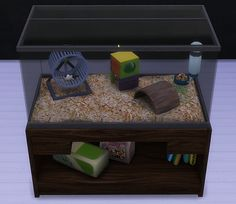 The Sims 4 | serenagarith / sg5150: Critter Terrariums 3t4 Conversion | buy mode new objects pets deco
