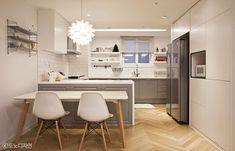트렌드를 엿볼 수 있는 거실인테리어 사례모음 - Daum 부동산 인테리어 House Design, Simple Decor, Interior, Home Decor, Kitchen, House Interior, Home Interior Design, Interior Design, Korean Apartment