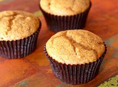 Lemon Drop: Gluten-Free Pumpkin Spice Muffins