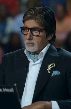 I am Amitabh Bachchan