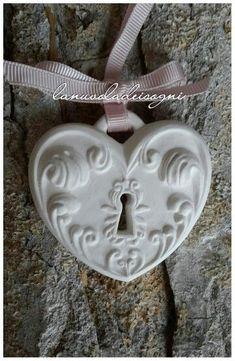 STAMPO IN SILICONE uso alimentare cuore amore matrimonio x gessi molds