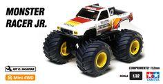 Monster Racer Jr