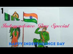 25 Poster About Independence Day Drawing || Independence Day Special || Independence Day 🇮🇳🇮🇳 - YouTube Independence Day Drawing, Independence Day Special, Drawings, Youtube, Poster, Sketches, Drawing, Portrait, Youtubers