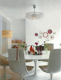 HOME & GARDEN: The London flat Liza Giles
