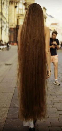 Long Red Hair, Very Long Hair, Dark Hair, Loose Hairstyles, Pretty Hairstyles, Long Locks, Beautiful Long Hair, Dream Hair, Hair Beauty