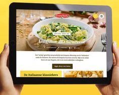 De Pasta Maestro app is live! Download 'm in de App store of in Google Play.