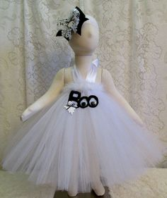 Hey, I found this really awesome Etsy listing at https://www.etsy.com/listing/243400068/newborn-6-mo-ghost-boo-tutu-dress
