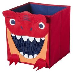 Circo® Fabric Drawer 1-Pack - T-Rex - $9.99