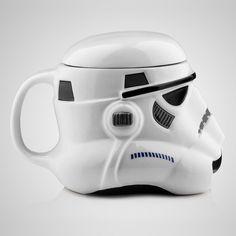 3D Stormtrooper Mug Collectors Edition http://kitchencraftzone.co.uk/3d-stormtrooper-mug/ #3d #stormtrooper #mug