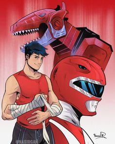 Power Rangers Comic, Saban's Power Rangers, Power Rangers In Space, Mighty Morphin Power Rangers, Naruto Sketch Drawing, Character Art, Character Design, Green Ranger, Pokemon