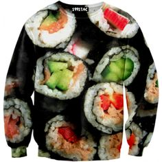Sushi Sweater