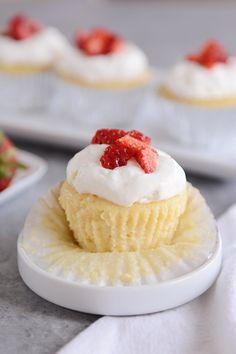 Divine Tres Leches Cupcakes | Mel's Kitchen Cafe