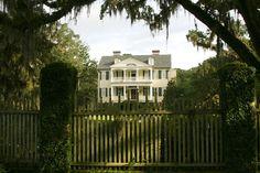 Seabrook Plantation  Edisto Island, Charleston County, South Carolina