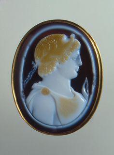 Bust of Antinous as Apollo