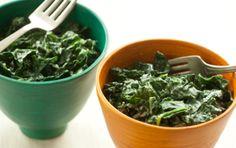 tahini greens