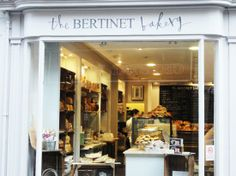 The Bertinet Bakery & Cafe in Bath, delicious artisan bread and pastries! A ne surout pas manquer si l'on va à Bath! Artisan Cafe, Artisan Bread, Bath Somerset, Bath Uk, Cool Cafe, Bakery Cafe, Home Baking, Bread And Pastries, Fresh Bread