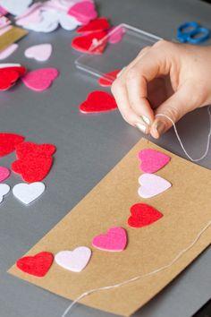 Effortless Chic Valentine's Day Cards