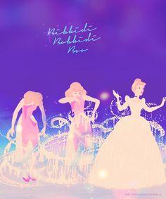 Fact: Cinderella's transformation was Walt Disney's favorite piece of animation.