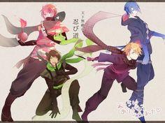UtaPri ~~ More Ninja fun!