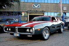 1973 Dodge Charger R/T 383
