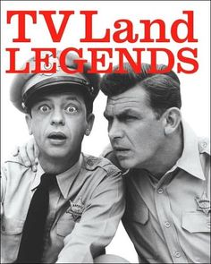TV Land Legends Classic Television History Stars Biography Poster Photos Fan HC 141653153X | eBay