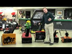 What to look for when shopping for a new #SnowBlower - Expert tips & tricks from Weingartz