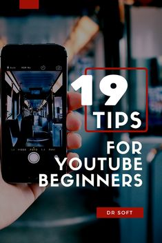 Are you just starting out your channel and wonder what are the best tips for beginners you should k Marketing Digital, Marketing Software, Affiliate Marketing, Marketing Tools, Marketing Ideas, Media Marketing, Youtube Hacks, You Youtube, Youtube Video Ideas