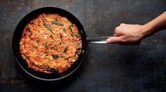 Frittata s ovčím sýrem Foto: