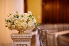 Hydrangea Flower Arrangements Wedding Flowers Photos on WeddingWire