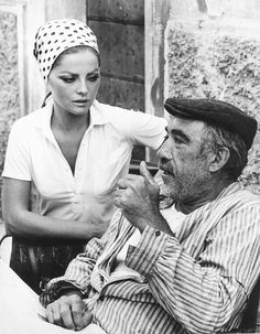 """Zorba the Greek"" starring Anthony Quinn"