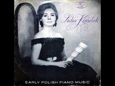 Lidia Kozubek: Five Dances for Piano (Szymanowska)