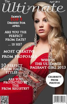 The Ultimate Magazine Cover April 2013