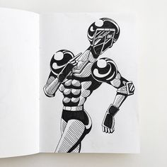 今日のウォーズマンは 「え?俺?」 え?M1?和牛さんが一番面白かったなぁ。敗者復活戦から三本全部違うネタって凄すぎ!  #kinnikuman #warsman #ussr #yudetamago #illustration #muscle #pen #sketchbook #art #japanese #Japan #manga #comic #tokyo #blackandwhite #6pack #キン肉マン #今日のウォーズマン #ゆでたまご先生 #イラスト #漫画 #落書き #ウォーズマン #イラスト #手描き #ペン #白黒 #スケッチブック
