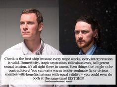 Image uploaded by Find images and videos about otp, ship and michael fassbender on We Heart It - the app to get lost in what you love. Charles Erik, X Men Funny, Erik Lehnsherr, Marvel Couples, Superhero Memes, Marvel Xmen, Cherik, Funny Marvel Memes, Hero Movie