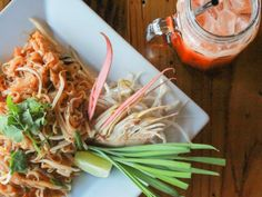 Hold the Fish Sauce! An All-Vegetarian Thai Restaurant Opens on Division   Food News & Events   Portland Monthly