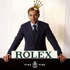 BREAKING NEWS; You are looking at the new CEO of Rolex; Jean Frédéric Dufor, ex-CEO of Zenith. Read more including '6 Things You Should Know About JFD' at timeandtidewatches.com ! ⚓️ You heard it first at T+T timeandtidewatches.com