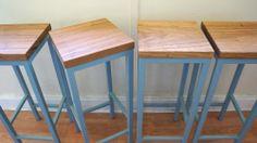 lab stool must have one Bar Stools, Lab, Coastal, Decorations, Colour, Metal, Furniture, Image, Home Decor